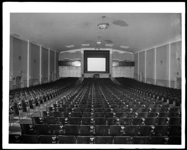 Interior - Harlem Strand Theater 1917
