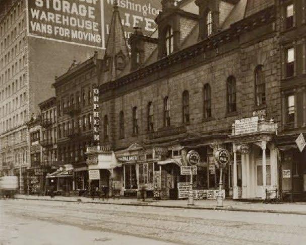 Majestic Hall 1904
