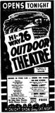 """[""""Highway 26 Outdoor Theatre""""]"""