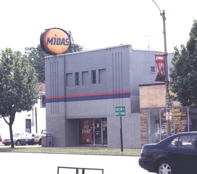 Janet Theater Today (Midas Muffler Shop)