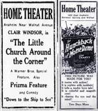 """[""""Home Theatre""""]"""