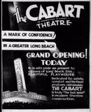 """[""""Cabart Theatre""""]"""