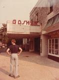 Goshen Theatre, NY in 80s