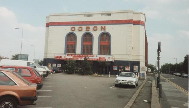 Odeon Ilford