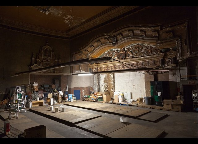Hollywood Theatre/Interior 2