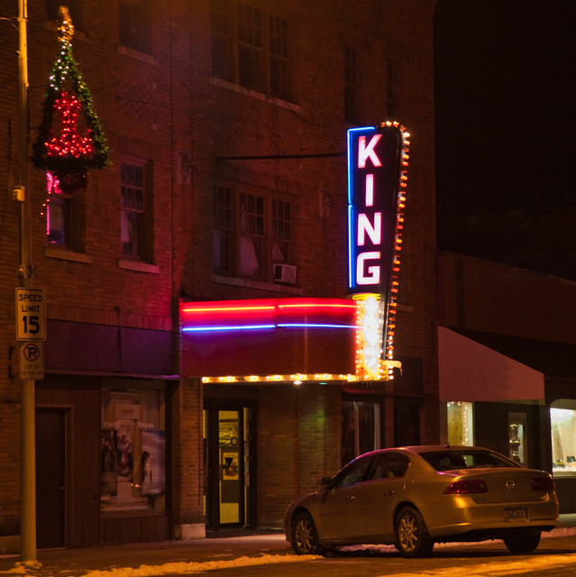 The King at Night