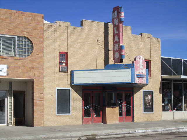 Inland Theater, January 26, 2012
