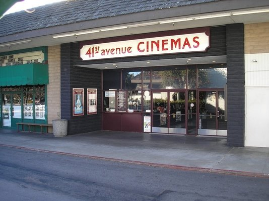 41st Avenue Cinemas