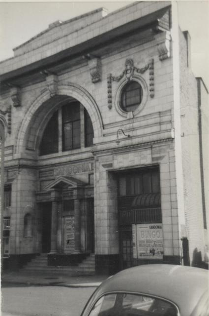 Sandonia Cinema