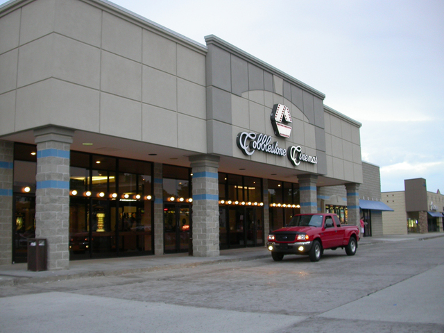 Cobblestone movie theater des moines