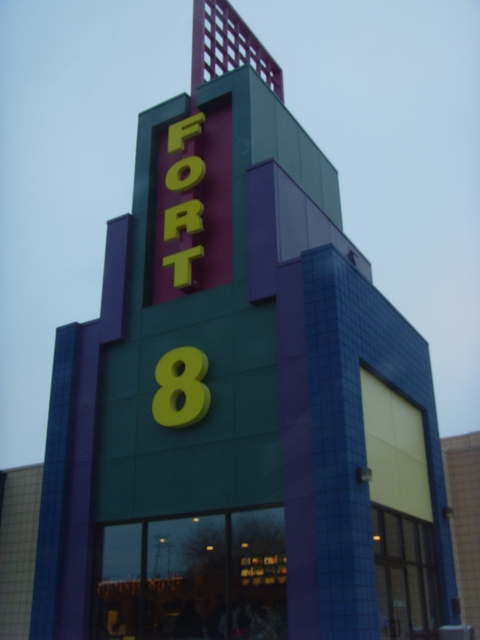 Fort 8 