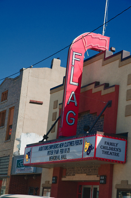 The Flag Theater