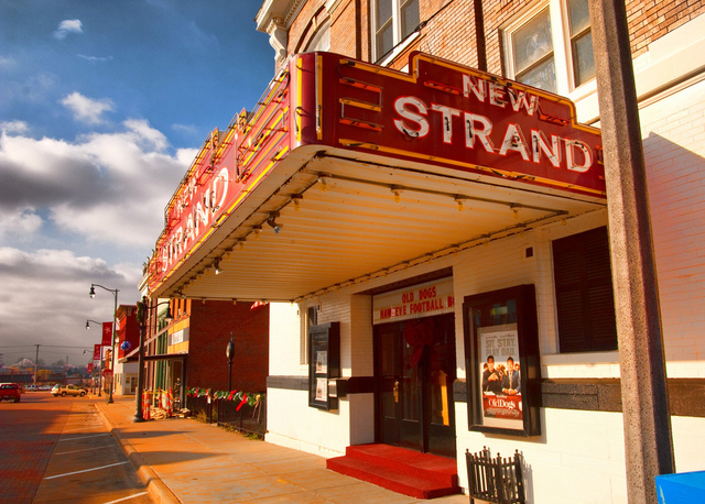 New Strand Theatre