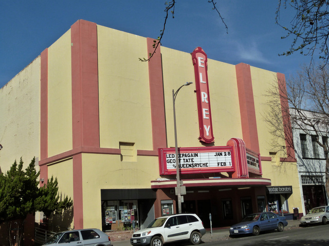 El Rey Theatre 2012