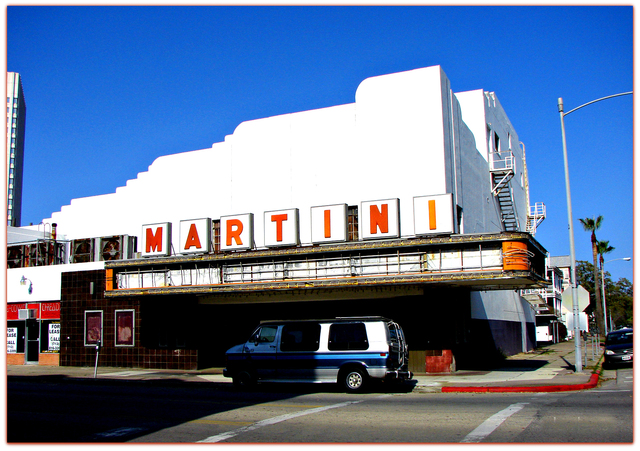 Martini...Galveston Texas