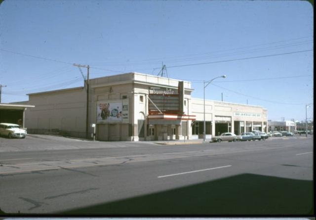 Tompkins Theatre