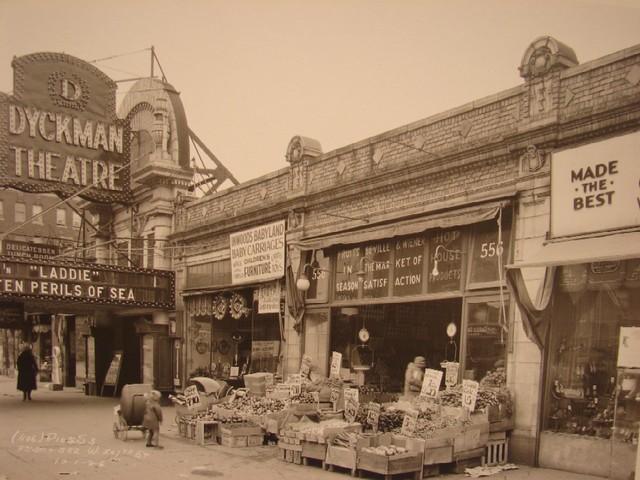1926 - Dyckman Theater