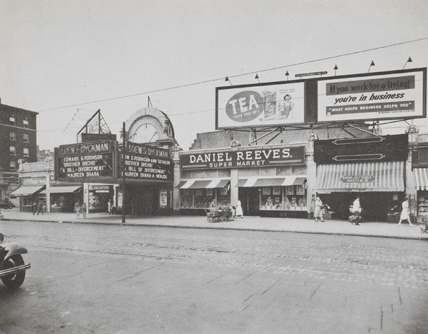 1940 - Loew's Dyckman Theater