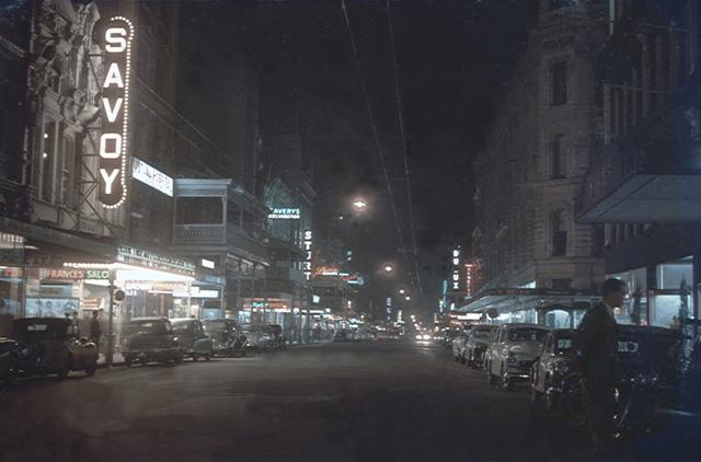 Savoy Newsluxe and Sturt Theatre, Rundle Street, Adelaide.