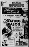"[""Totem Theatre opening ad""]"