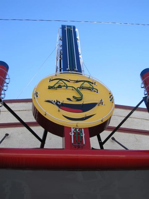 Luna Theatre - Clayton NM January 2011