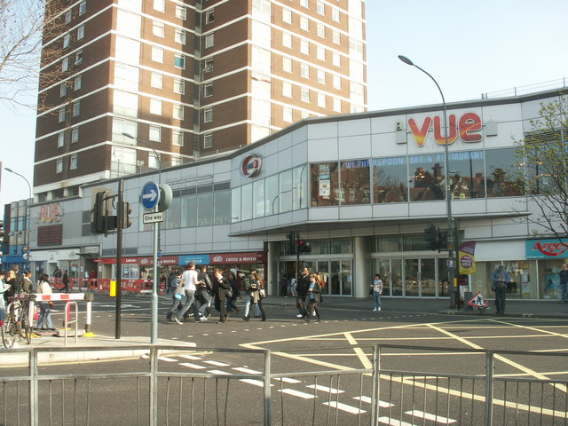 Vue Shepherd's Bush