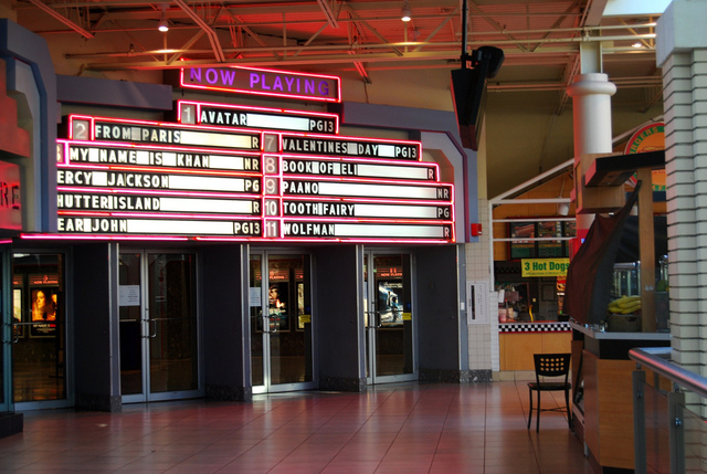 Amc Newport Centre 11 In Jersey City Nj Cinema Treasures