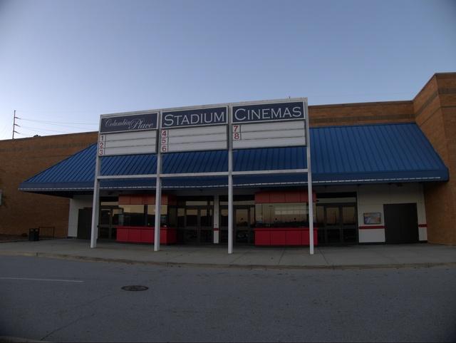 Columbia Place Cinemas 8