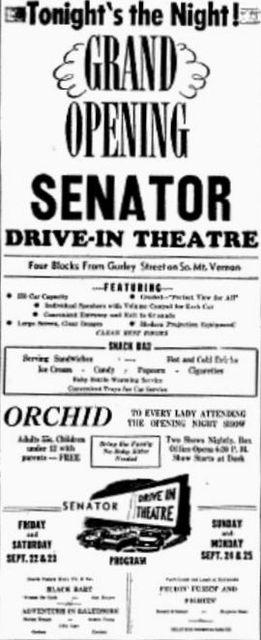 Senator Drive-In