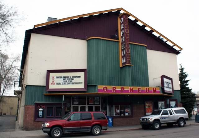 Orpheum Theatre, Flagstaff, AZ