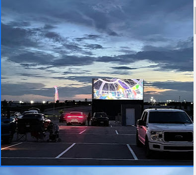Moonstruck Drive-In at Austin