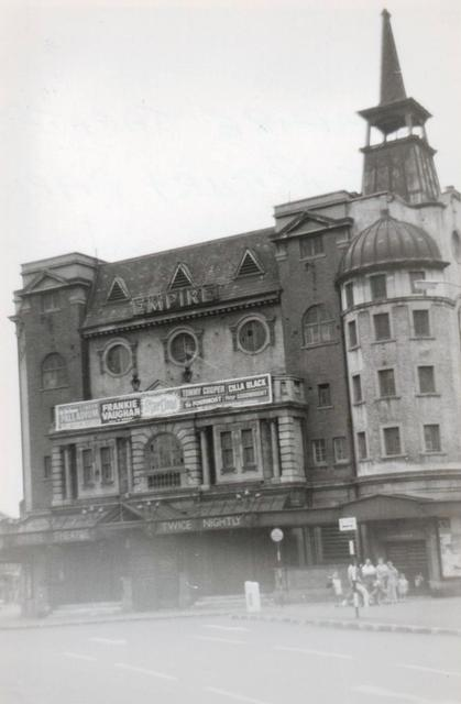 Finsbury Park Empire Theatre