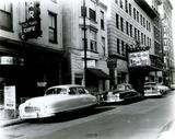 State Theatre & Locust St., Harriburg, PA.