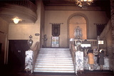 Ticket Lobby and Dress Circle Stair Case.