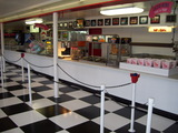 Midway Drive In  concession stand