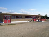 Midway Drive-In concession stand & Diner