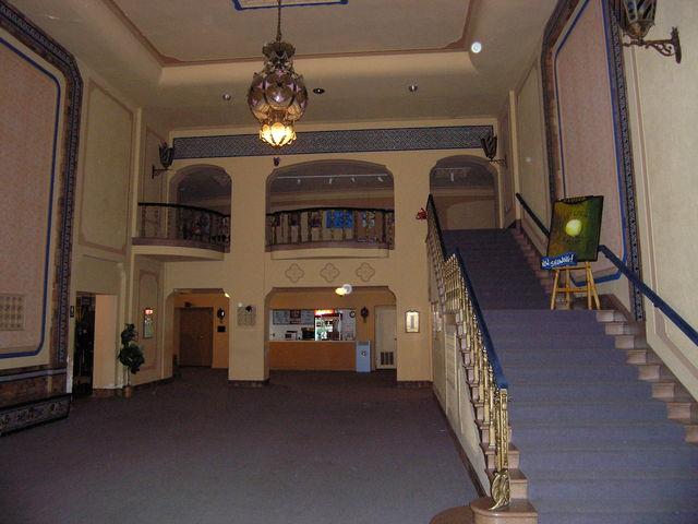 Rhode Balcony Stairwell