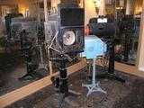Rhode Vintage Equipment Display