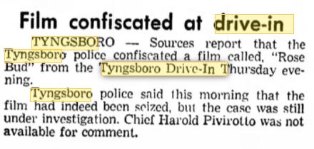 Tyngsboro Drive-In