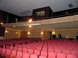 Rhode R/H East Auditorium Back Wall Under Balcony