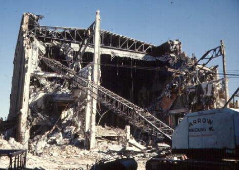 Demolition 1965