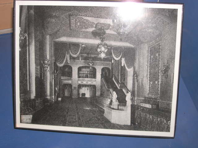 Rhode Original Photos On Display In Lobby