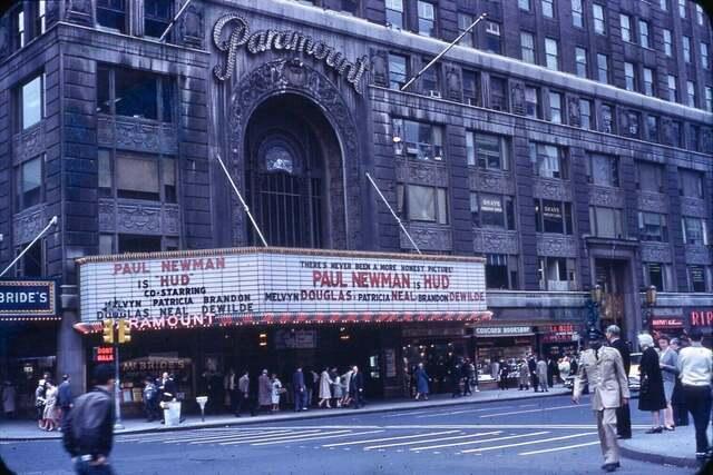 1963 photo courtesy Al Ponte's Time Machine - New York.