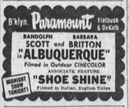 Brooklyn Paramount Theatre