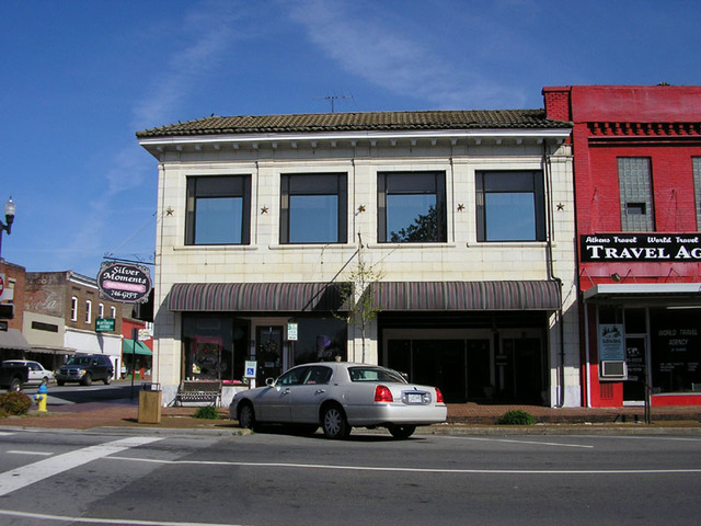 Strand Theatre Athens TN