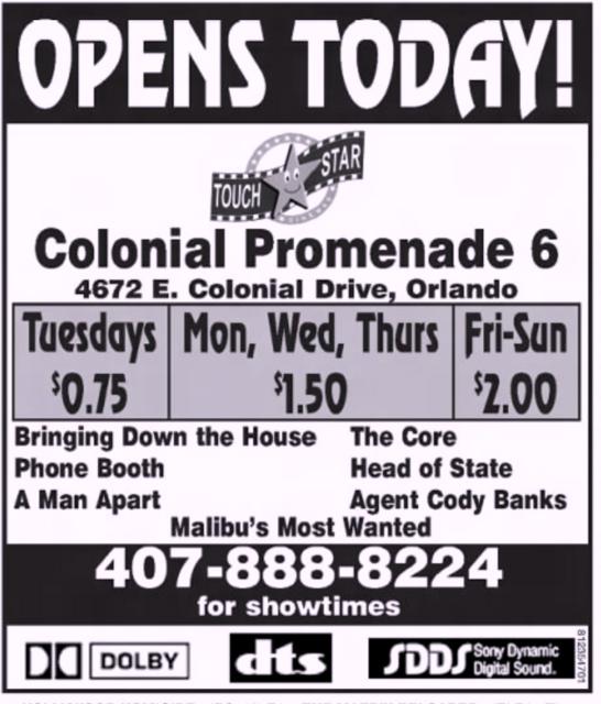 Colonial Promenade 6