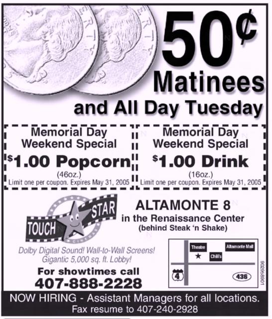 Altamonte Cinema 8