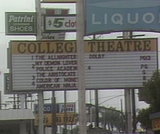 """[""""College 4 Marquee""""]"""