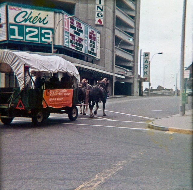 Cheri Theater in 1972