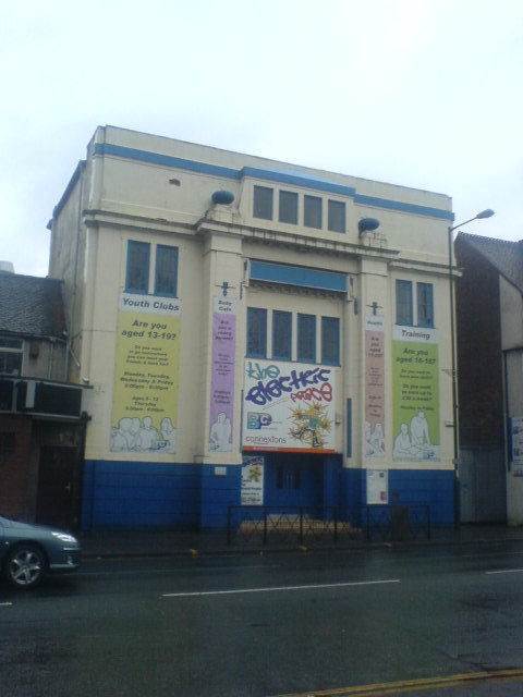 In use as Youth Club, 2010